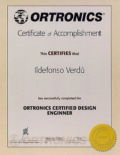 Ortronics Certified